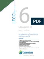 06_GUIA PARA EL INSTRUCTOR — LECCIÓN 06_Versión preliminar