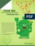 B-Sustain Biogas Brochure