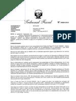 Análisis Critico Del Tribunal Fiscal