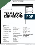 Welding Terms & Defination