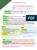Resumo Microbiologia Clínica - 2º Bimestre