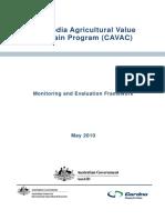 Cambodia Agricultural Value Chain Program (CAVAC)