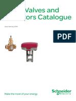 Hvac Valves and Actuators Catalogue