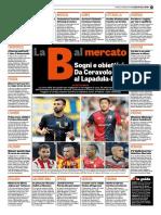 La Gazzetta Dello Sport 03-01-2019 - Serie B