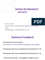 Breakout Group Presentation Format FDP201x 25th Nov 2018RCID1356