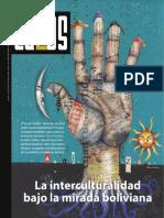 Revista Lazos 2 La Interculturalidad en Bolivia