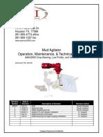 Agitator Manual AM 001 Rev5