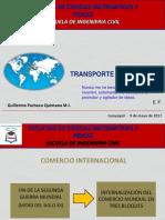 Transporte Marítimo Desarrollo Del Comercio