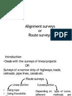 Alignment Survey