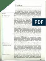 Hans Urs Von Balthasar - Integralismus Heute