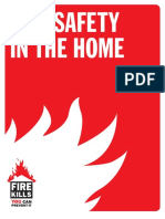 Fire Safety in the Home - Useful Info