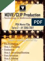 Basic Movie Editing for Junior High