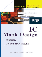 Christopher Saint, Judy Saint-IC Mask Design_ Essential Layout Techniques