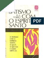 o Batismo Com o Espírito Santo - r.a. Torrey-1
