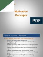 Chapter 7 Motivation