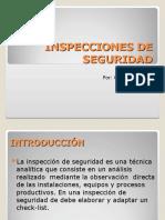 Inspecciones de Seguridad Ppt