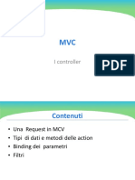 UD 03 Sviluppare Controllers ASP.net MVC