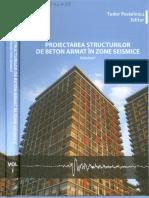 Proiectarea Structurilor de Beton Armat in Zone Seismice Vol.1