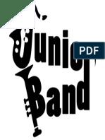 Logo Junior Band