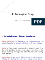 My L1 Antianginal Drugs