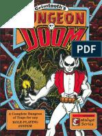 Grimtooth's Dungeon Of Doom.pdf