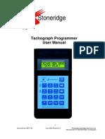 Stoneridge MKII Programmer