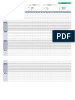 IC Shift Schedule Template 8581