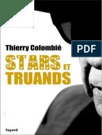 Stars Et Truands Thierry Colombie