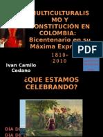 MULTICULTUTALISMO Y CONSTITUCION