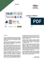 CANTIGAS POPULARES-1 - Universidade Popular de Arte e Ciência (UPAC)