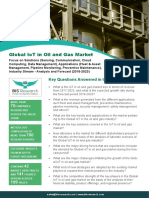 IoT in Oil and Gas Market Analysis and Forecast