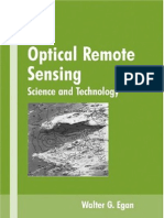 Optical Remote Sensing