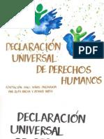 Declaración Universal de Derechos Humanos - adaptación para niños