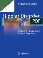 Bipolar Disorder by Fountoulakis2014