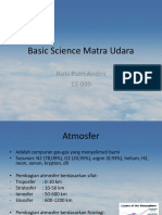 Basic Science Matra Udara
