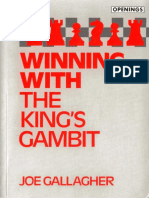 (Batsford chess book) Joe Gallagher - Winning with the king's gambit-B.T. Batsford  (1992).pdf