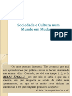 Sociedade e cultura 9ºano