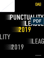 Punctuality League 2019