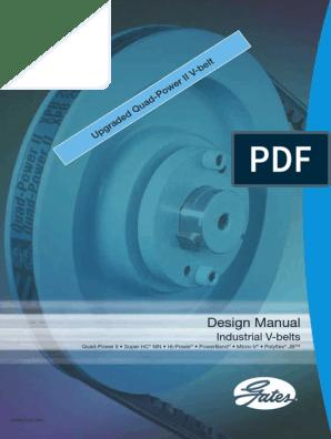 DUNLOP BB128 Replacement Belt