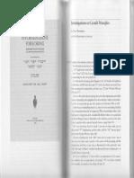 Wertheime Investigations on Gestalt Principles