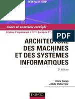 Dunod - Architecture des machines et systemes informatiques.pdf