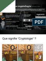 Métier de La Cryptologie