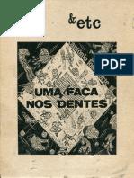 António José Forte - Uma Faca Nos Dentes