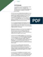Entropía vs Sintropía – Javier Alejandro Martín Ramos – Medium