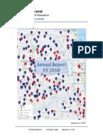 CPS Inspector General Report 2018