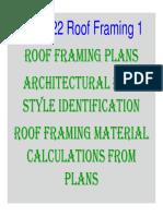 Roof Identification