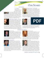SustainFloyd Board of Directors 2010