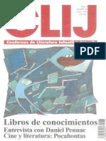 Clij Cuadernos de Literatura Infantil y Juvenil 77