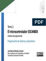 El microcontrolador S3C44B0X