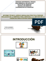 Plantilla de Diapositiva Para Derecho
